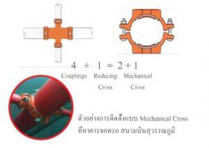 การติดตั้ง-Mechanical-Cross